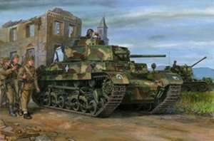 Turan I Hungarian Medium Tank 40.M in scale 1-35