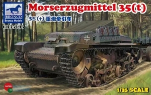 Morserzugmittel 35(t) model Bronco CB35196 in 1-35