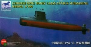 Chinese Type 039G Sung Class Attack Submarine