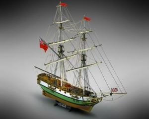Portsmouth - Mamoli MV45- wooden ship model kit
