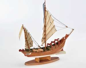 Sampang Imbarcazione Cinese - Amati 1561 - wooden ship model kit