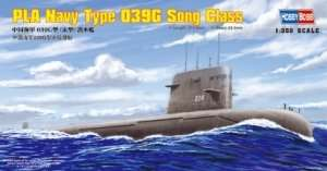 Chinese Navy Type 039 Song Class SSG scale 1:350
