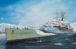 HMS Kent Trumpeter 05352 in 1-350
