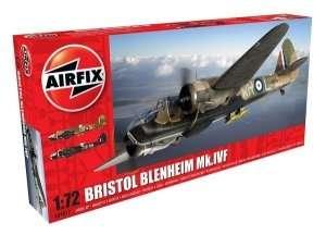 Bristol Blenheim MkIV Fighter scale 1:72