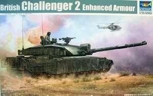 British tank Challenger 2 Trumpeter 01522