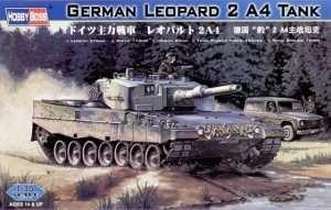 Hobby Boss 82401 Leopard 2 A4 in scale 1-35