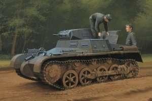 Model German Panzer 1Ausf A Sd.Kfz.101 1:35