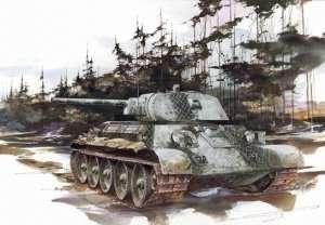 Dragon 6205 tank T-34/76 Mod.1941