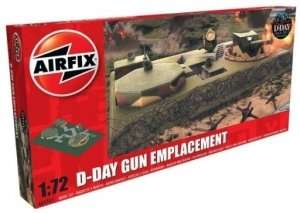 D-Day Gun Emplacement scale 1:72