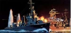 USS Laffey DD-459 Benson Class Destroyer 1942 in scale 1-350