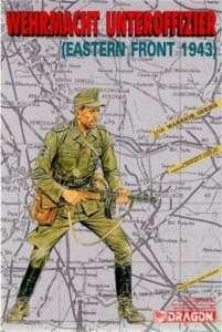 Wehrmacht Unteroffizier Eastern Front 1943 in scale 1-16