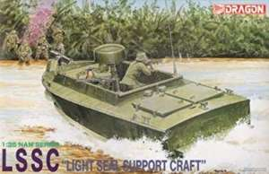 LSSC Light Seal Support Craft in scale 1-35