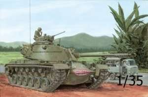 M48A3 Mod.B in scale 1-35 Dragon 3544
