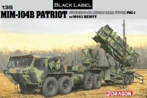 Dragon 3558 MIM-104B Patriot