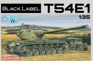 T54E1 in scale 1-35 Dragon 3560