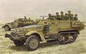 IDF M3 Half-Track in scale 1-35