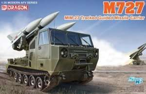 M727 MIM-23 Tracked Guided Missile Carrier in scale 1-35