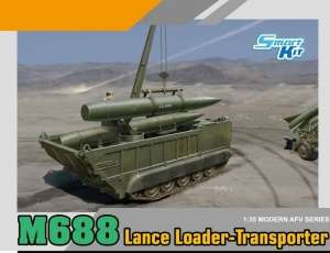 M688 Lance Loader - Transporter - in scale 1-35