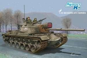M48A5 105mm Gun model in scale 1-35