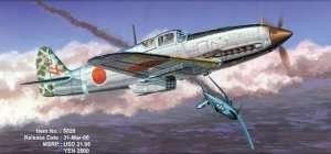 IJA Type 3 Fighter Ki61-1 Hien (Tony) in scale 1-72