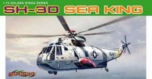 SH-3D Sea King - model Dragon in scale 1-72