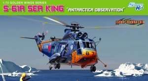 S-61A Sea King Antarctica Observation in scale 1-72