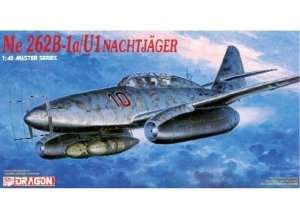 Me262B-1a/U-1 Nachtjager in scale 1-48 Dragon 5519