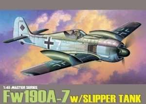 Fw 190A-7 w/Slipper Tank in scale 1-48