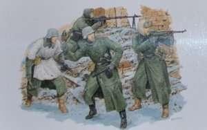 Dragon 6017 Figurki German 6th army (Stalingrad 1942-43)