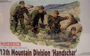 Dragon 6067 13th Mountain Division Handschar