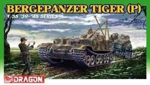 Dragon 6226 Bergepanzer Tiger (P)