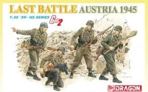 Last Battle Austria 1945 model Dragon 6278 in 1-35