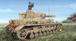 Dragon 6315 tank Pz.Kpfw.IV Ausf.F1(F)