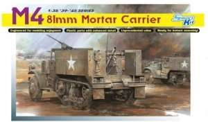 M4 81mm Mortar Carrier in scale 1-35