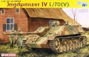Model Jagdpanzer IV L/70(V) in scale 1-35 Dragon 6397