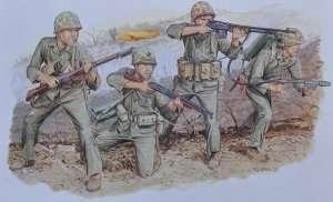 Dragon 6408 Figurki U.S. Marines Iwo Jima 1945