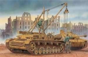 Model Sd.Kfz.164 Bergepanzerwagen IV in scale 1-35 Dragon 6438