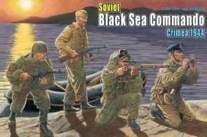 Soviet Black Sea Commando - Crimea 1944 in scale 1-35