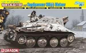 Dragon 6489 15cm s.IG.33/2(Sf) auf Jagdpanzer 38(t) Hetzer