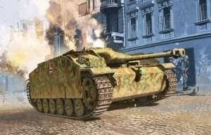StuG.III Ausf.G - DEC.1943 Production in scale 1-35 Dragon 6581