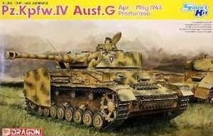 Pz.Kpfw.IV Ausf.G in scale 1-35