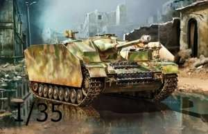 Dragon 6612 Sd.Kfz.167 StuG.IV (Late Production)