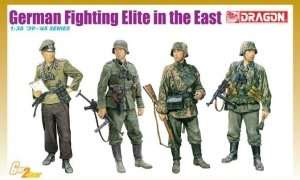 German Fighting Elite In The East figures Dragon 6692 in 1-35
