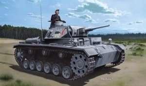 Pz.Kpfw.III (5cm) (T) Ausf.G in scale 1-35
