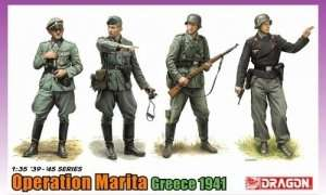 Dragon 6783 Operation Marita (Greece 1941)