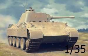 Pz.Beob.Wg.V Panther Ausf.D Early Production in scale 1-35