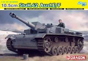10.5cm StuH.42 Ausf.E/F in scale Dragon 6834