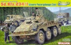 Sd.Kfz.234/1 Premium model Dragon 6879 in 1-35