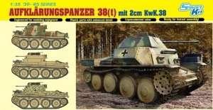 Aufklarungspanzer 38 (t) mit 2cm KwK.38 in scale 1-35