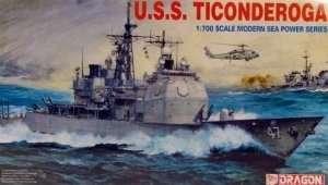 Dragon 7018 U.S.S. Ticonderoga